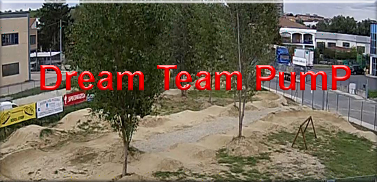 Dream Team Pum Track